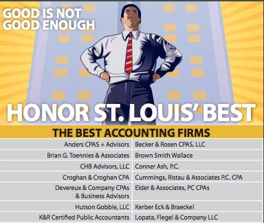 best st. louis accountants